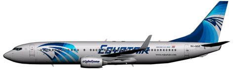 egyptair 737 800 faib fsx ai bureau