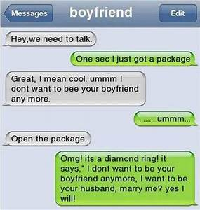 20 Funny Relationship Text Messages