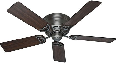 low profile ceiling fans with lights and remote home