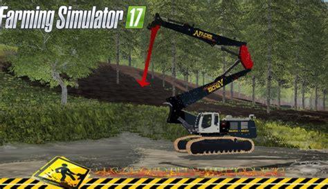 LIEBHERR R954 LB FS17 - Farming Simulator 17 mod / FS 2017 mod