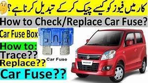 Car Fuse Box Explaination And Tips  Fuse Replacement