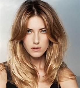 Dégradé Mi Long : coupe de cheveux mi long d grad effil ~ Melissatoandfro.com Idées de Décoration