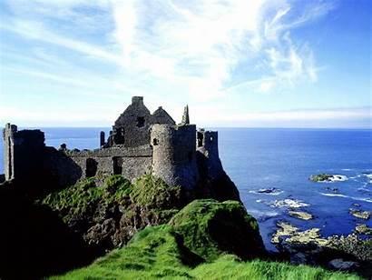 Ireland Desktop Backgrounds Castle Antrim Dunluce
