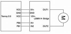 L298n Dual H Bridge Dc Motor Drive Controller Board