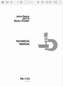 26 John Deere 770 Parts Diagram