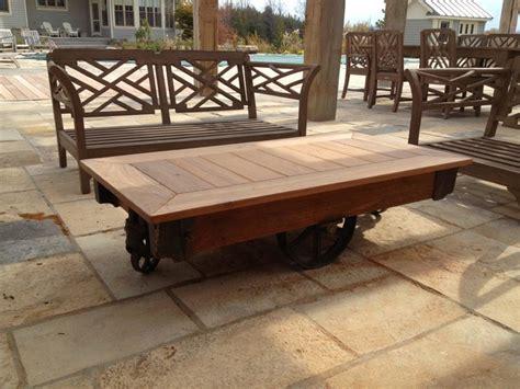 poolside ipe factory cart conversion modern patio