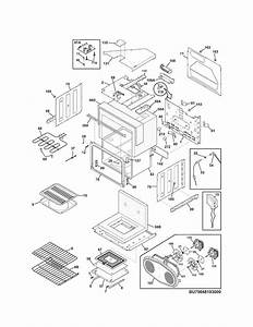 Upper Oven Diagram  U0026 Parts List For Model 79048193000