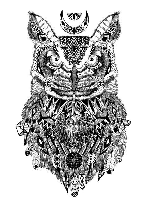 Aztec Owl – Hustle Living