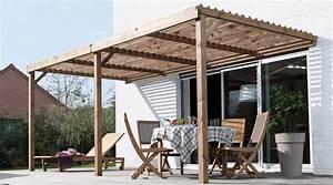 Fabriquer Une Pergola En Alu : pergola bois diy pergola en bois pour la terrasse en 22 exemples superbes pergola ~ Melissatoandfro.com Idées de Décoration