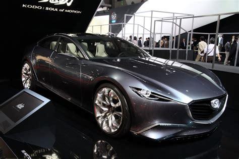 Mazda Hints At Next Mazda6 With Diesel Powered Takeri