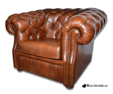 Fauteuil Chesterfield Cuir by Fauteuil Club Chesterfield Fauteuil Chesterfield En Cuir