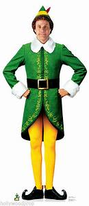 ELF WILL FERRELL BUDDY CHRISTMAS LIFESIZE STANDUP STANDEE ...