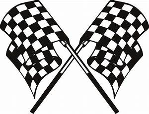 Clip Art Checkered Flag - Cliparts.co