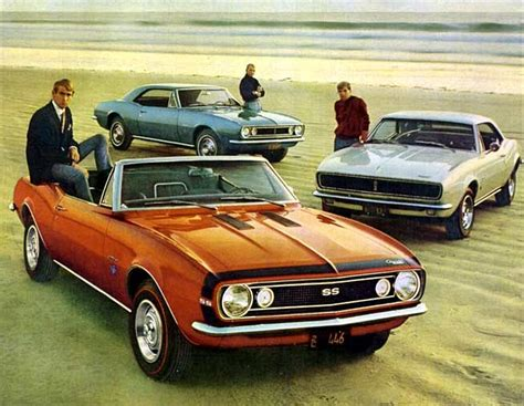 Chevrolet History by The History Of The 1967 2002 Gm F Chevy