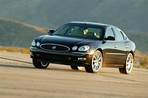 2005 Buick Lacross by 2005 Buick Lacrosse Information And Photos Zomb Drive