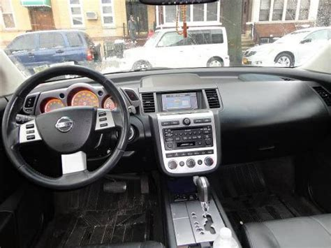 how cars work for dummies 2006 nissan murano navigation system 2006 nissan murano sl suv for sale w 126k miles 8500 ridgewood nyc new york city new