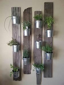 Herbes Aromatiques En Pot : mini jardini res et pots d int rieur aux herbes ~ Premium-room.com Idées de Décoration