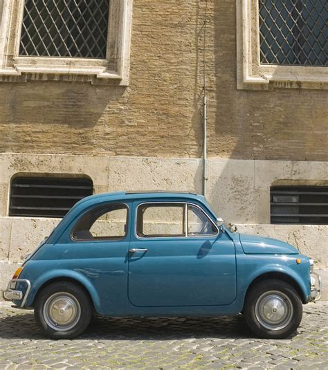 Is Fiat Italian by When In Rome Do As The Romans Do Travel In Rome With A