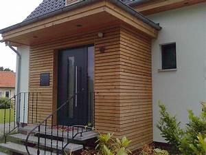 Holz Vordach Hauseingang : zimmerei brand gmbh bildergalerie haus ideen in 2019 vordach hauseingang holzverkleidung ~ Watch28wear.com Haus und Dekorationen