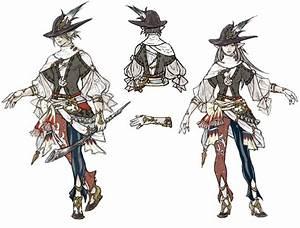 Bard Characters Art Final Fantasy XIV A Realm Reborn