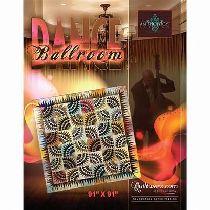 Ballroom Dance Quilt Pattern Judy Niemeyer Quiltworx