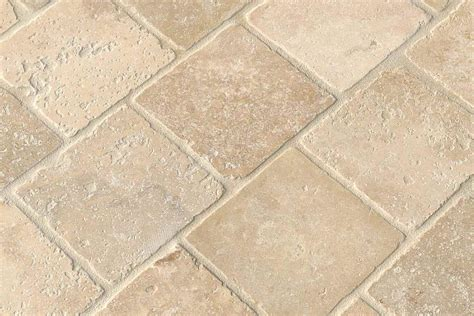 travertine tile finishes  edge treatments