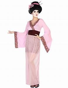 Geisha Kostüm Kinder : geisha kost m rosa kost me f r erwachsene und g nstige faschingskost me vegaoo ~ Frokenaadalensverden.com Haus und Dekorationen