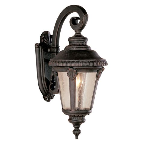 bel air saddle rock outdoor wall light 19h in outdoor
