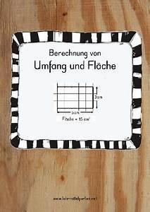 Sechseck Fläche Berechnen : fl che und umfang von rechtecken und quadraten school math and montessori ~ Themetempest.com Abrechnung