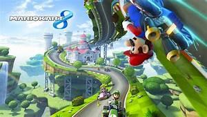 Mario Kart Wii U : nintendo wii u console 32gb mario kart 8 bundle gamechanger ~ Maxctalentgroup.com Avis de Voitures