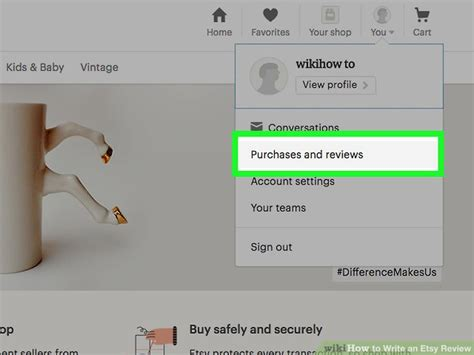 How To Write An Etsy Review 5 Steps (with Pictures)  Wikihow