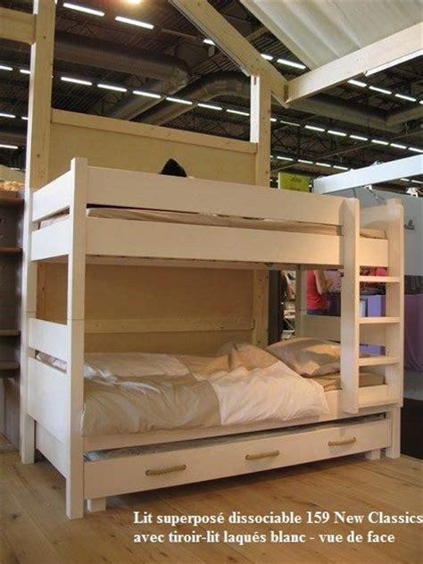 dessin 233 par un designer ce lit superpos 233 enfant est fabriqu 233 en bois massif pefc chalet