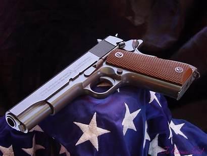 Guns Colt 1911 Handguns Weapons M1911 Firearms