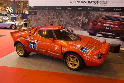 Lancia Stratos HF Group 4 - Chassis: 829AR0 001700 - 2015 ...