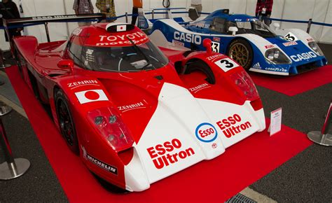 One Toyota by 2000 Toyota Gt1 Photos Informations Articles