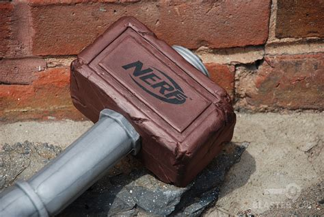 hammer nerf zombie strike combat kit published august