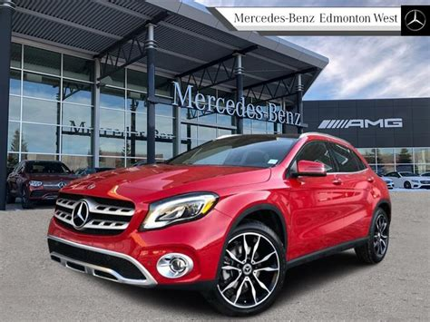 Request a dealer quote or view used cars at msn autos. New 2020 Mercedes Benz GLA 250 4MATIC SUV in Edmonton, Alberta