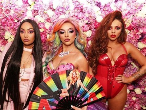 Little Mix threw a drag birthday party - and fans are ...