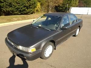 1990 Honda Accord Lx Sedan 4
