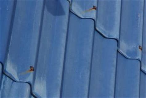 how to fix leaks in a corrugated metal roof home guides sf gate