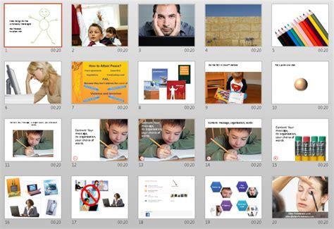 Pecha Kucha Powerpoint Template by Tips From My Professional Pecha Kucha