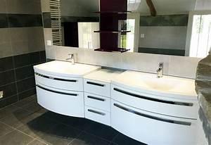 meuble salle de bain double beautiful top meuble salle de With meuble salle de bain italien pas cher