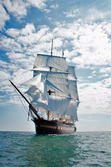 tall ship oliver hazard perry unveils  operating model