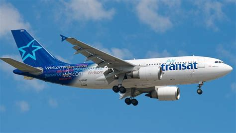 avion de air transat detenidos dos pilotos por intentar volar borrachos