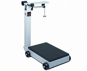 Portable Mechanical Floor Scale