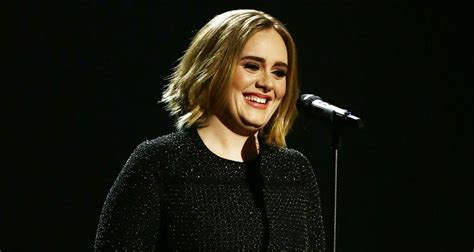 adele gets haircut sings hello at x factor