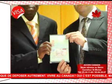 bureau de visa canada vidéos