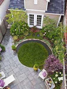 amenagement petit jardin de ville 12 idees sur pinterest With amenager un jardin rectangulaire 4 comment amenager un petit jardin idee deco original