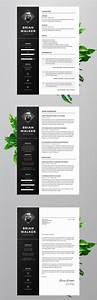 free resume template for word photoshop illustrator on With free resume templates adobe illustrator