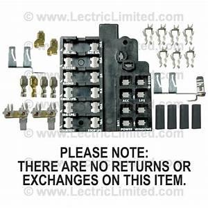 Fuse Block Repair Kit